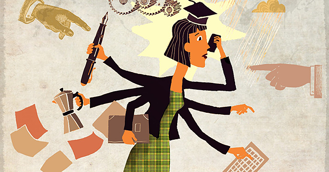 Femminilizzazione del mercato del lavoro