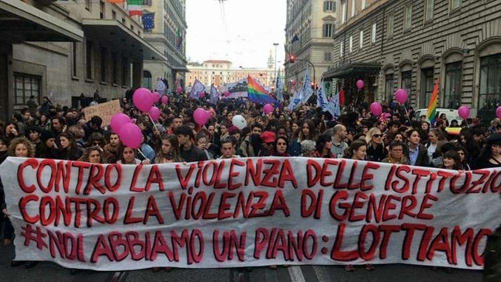 Evento online - presentazione del Piano d'azione femminista