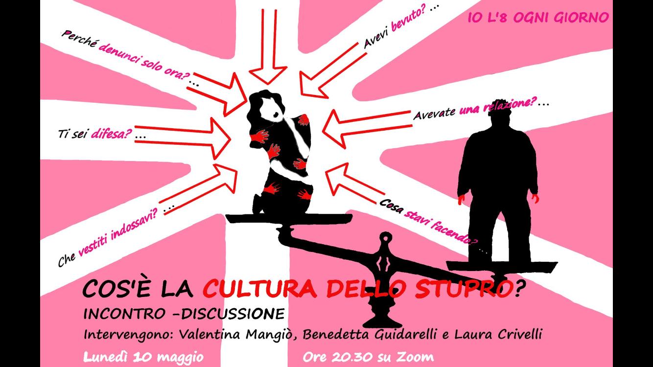Online - Dalla cultura dello stupro alla cultura del consenso
