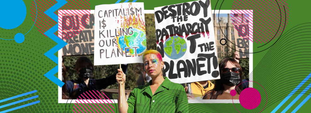 Perché essere ecofemministe?