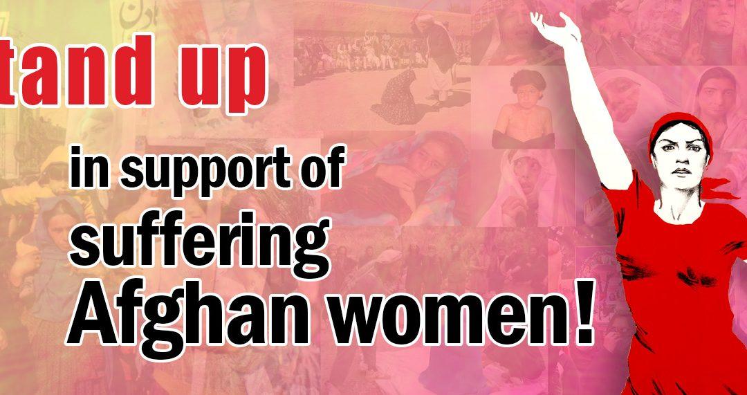 Azione a sostegno delle donne Afghane